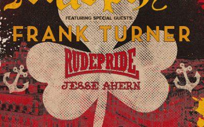 El punk céltico de DROPKICK MURPHYS llegará a Madrid en enero