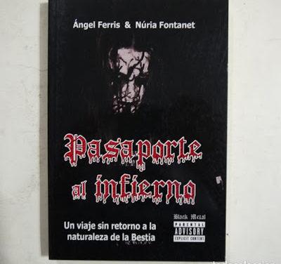Especial de Black Metal Nacional: Crítica del libro «Pasaporte al Infierno»