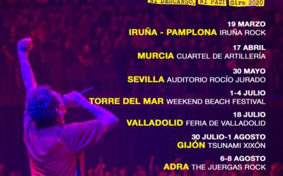 LA POLLA RECORDS anuncia fechas para 2020