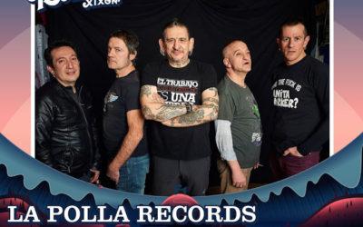 LA POLLA RECORDS y FLOGGING MOLLY se unen al TSUNAMI XIXÓN