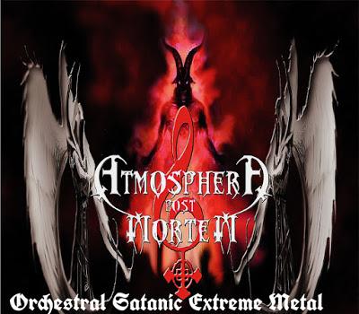 Entrevista a ATMOSPHERA POST MORTEM (Especial Black Metal Nacional)