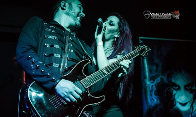 Crónica: LIGHT AMONG SHADOWS, DÖXA y ANIMA AETERNA en Málaga (30-11-19)