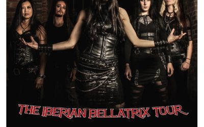 FRANTIC AMBER visita España en su «The Iberian Bellatrix Tour»