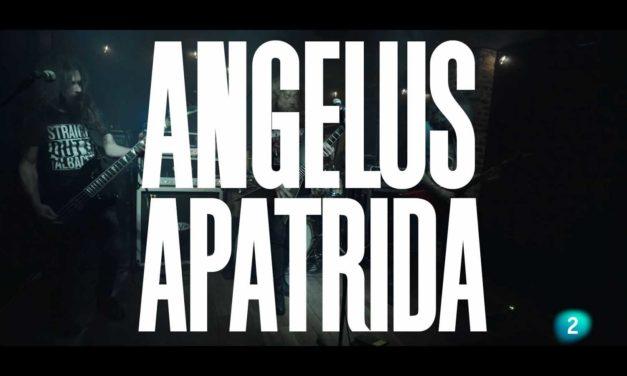 ANGELUS APATRIDA aparece en el programa de TVE «Un país para escucharlo»