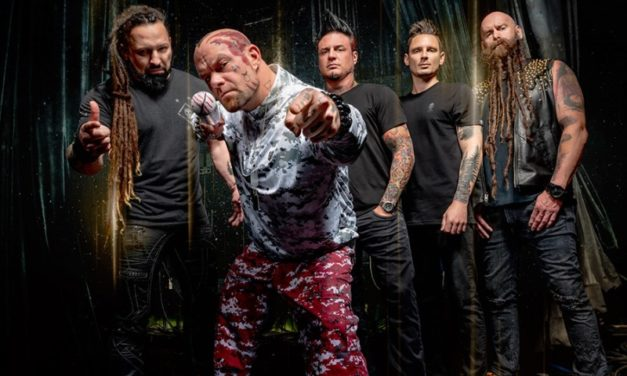 El nuevo disco de FIVE FINGER DEATH PUNCH es inminente