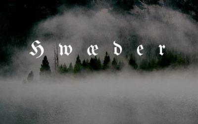 Noticias de HWAEDER: LP debut ya en formato físico y primer concierto