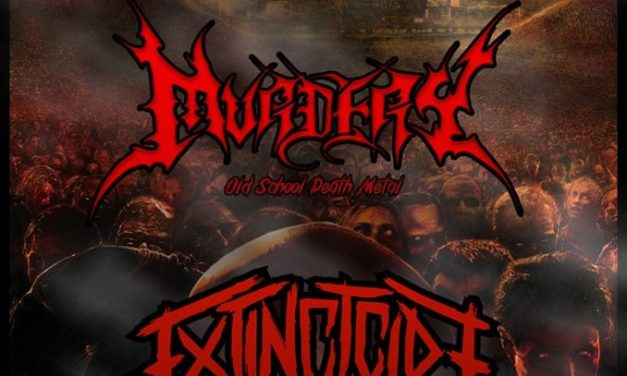 CRISIX + MURDERY + EXTINCTCIDE en Granada el 28 de febrero