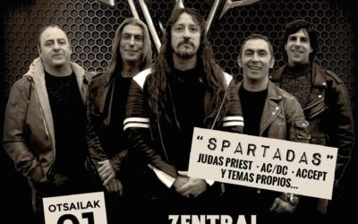 El 30 aniversario de SPARTO se celebrará con un concierto en Pamplona