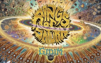 "Review: RINGS OF SATURN bajan a la tierra con ""Gidim"""