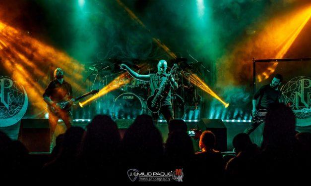 Crónica: PERPETUAL NIGHT cierra su gira por todo lo alto en Granada (11-01-2020)