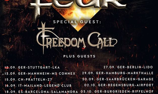 PRIMAL FEAR y FREEDOM CALL harán una gira conjunta