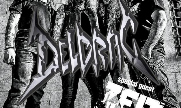 DELDRAC y ZEIT actuarán en Almería el 8 de febrero
