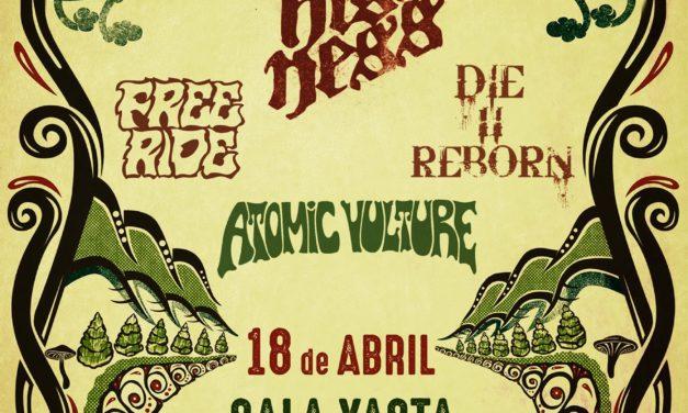 El SOUTHERN METAL FEST VI se celebrará el 18 de abril en Madrid