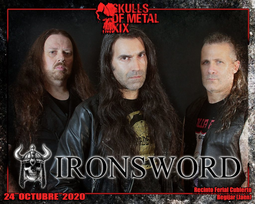 ironsword skulls of metal