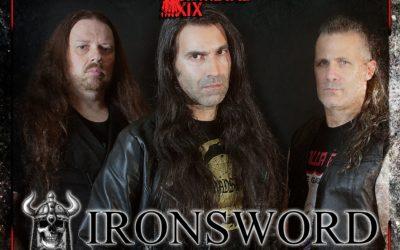 IRONSWORD es la primera confirmación del XIX Skulls Of Metal