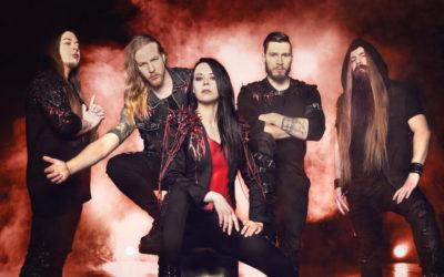 La banda de metal melódico CRIMSON SUN publica su nuevo single «The Last Day on Earth»