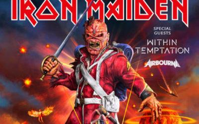 LEGACY OF THE BEAST TOUR 2020: Única fecha de IRON MAIDEN en España
