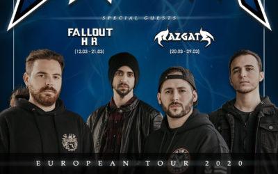 BLAZE OUT se va de gira por Europa en marzo