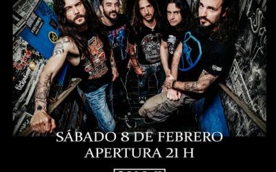 LEO JIMÉNEZ estará el próximo 8 de febrero en Sevilla