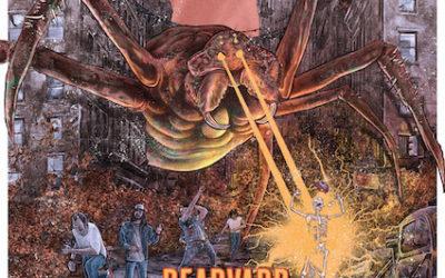 """DEADYARD ya tiene su nuevo disco """"Armageddon it!"""" en la calle"""