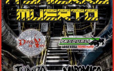 Jerez de la Frontera acogerá el A JHIERRO MUERTO, festival de metal extremo