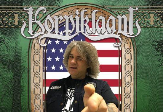 """KORPIKLAANI publica nuevo single """"Beer Kill Kill"""" y anuncia gira que pasará por España en Junio"""