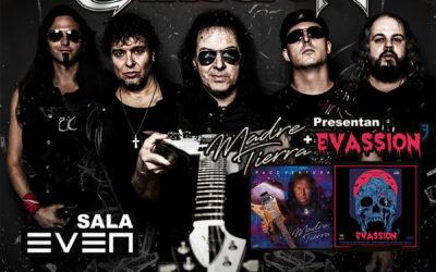 PACO VENTURA + EVASSION en Sevilla el 31 de enero