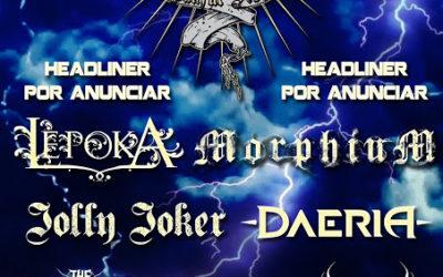 ROCK ARENA presenta el cartel de su edición a falta de 2 «headliners»