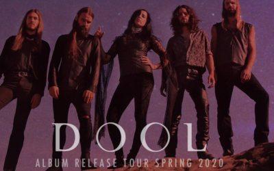 Novedades sobre DOOL: Nuevo disco, single adelanto y gira por España