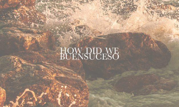 BUENSUCESO estrena nuevo single titulado «How Did We»