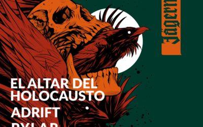 Confirmado el cartel de la NOCHE DE CUERVOS 2020 en Málaga