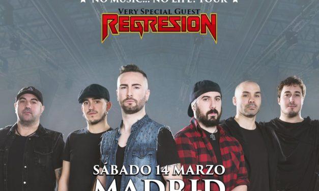 ZENOBIA está de vuelta con un concierto en Madrid