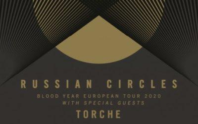 RUSSIAN CIRCLES también visitará Portugal