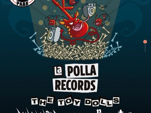 LA POLLA RECORDS regresa a Barcelona en la primera edicion del «Rock In Ton Park»