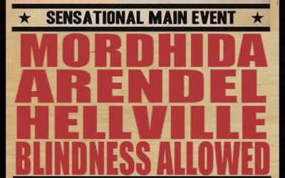Información sobre los próximos conciertos de MORDHIDA