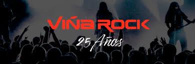 ¡¡VIÑA-ROCK celebra su 25 aniversario!! ¡¡Todas las confirmaciones y el cartel completo!!