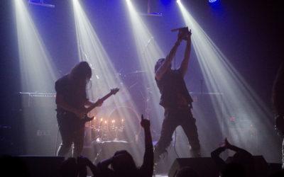 Crónica: SURVIVAL IS SUICIDE + BARBARIAN SWORDS + ALTARAGE + NOCTEM (8/02/2020)