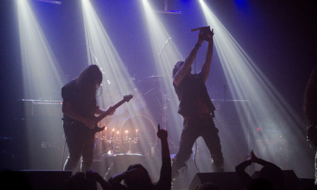 Crónica: SURVIVAL IS SUICIDE + BARBARIAN SWORDS + ALTARAGE + NOCTEM (8/02/2020)