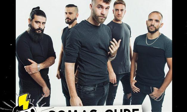 SOMAS CURE estrena nuevo single y confirma su asistencia en el Humanno Fest