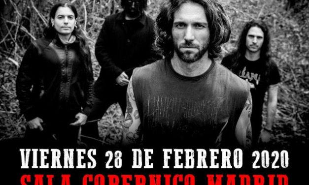 DEAD BRONCO actuará  en Madrid a finales de mes