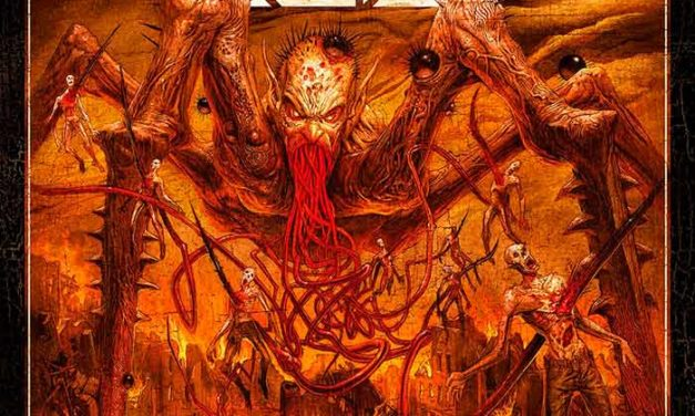KREATOR presenta el videoclip de un nuevo tema: «666 – World Divided»