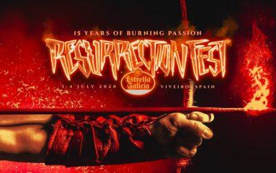 RESURRECTION FEST ofrece un comunicado y anuncia nuevas bandas