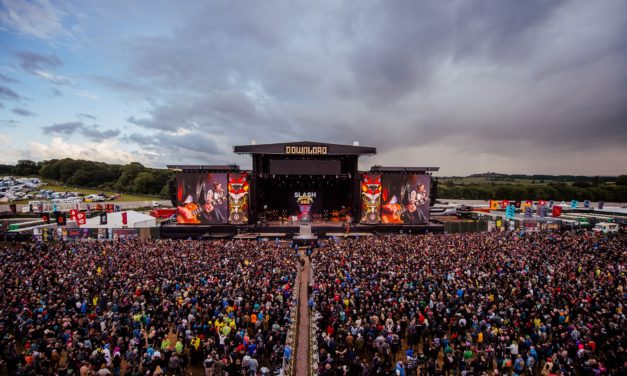 DOWNLOAD FESTIVAL cancela su edición de 2020