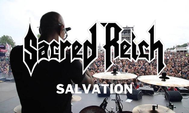 SACRED REICH publica nuevo videoclip, titulado «Salvation»