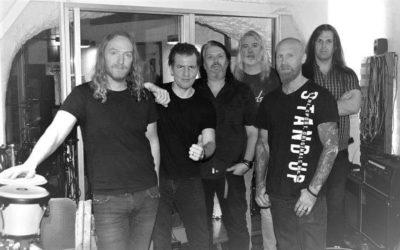 DARK TRANQUILLITY presenta a sus 2 nuevos guitarristas permanentes
