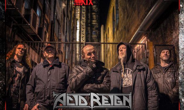 ACID REIGN es la nueva confirmación del Skulls Of Metal