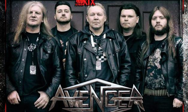 AVENGER se incorpora al cartel del XIX SKULLS OF METAL