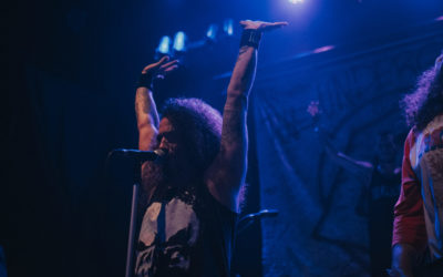Crónica: «The Underground Tour» llega a Granada: CRISIX + MURDERY + EXTINCTCIDE (28-2-20)