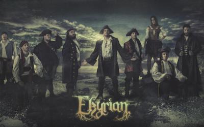 Entrevista a EKYRIAN: «Pronto empezaremos a elegir que canciones serán las que entrarán en el siguiente disco»