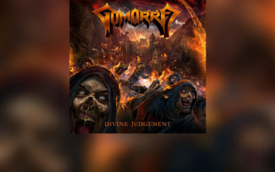 """Review: """"Divine Judgement"""", el álbum debut de GOMORRA"""